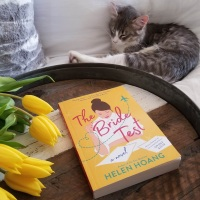 The Bride Test by Helen Hoang #bookreview #tarheelreader #thrbridetest @hhoangwrites @berkleypub #thebridetest #blogtour