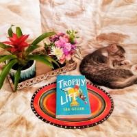 Trophy Life by Lea Geller #bookreview #tarheelreader #thrtrophylife @lrgeller @amazonpub @suzyapbooktours #blogtour #trophylife