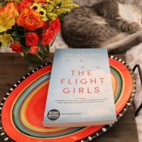 The Flight Girls by Noelle Salazar #bookreview #tarheelreader #thrflightgirls @noelle_salazar @harlequinbooks #harlequinmira #theflightgirls
