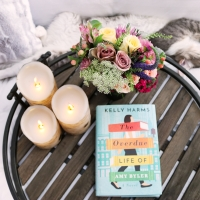 The Overdue Life of Amy Byler by Kelly Harms #bookreview #tarheelreader #throverduelife #kellyharms @amazonpub @luauthors @tlcbooktours #theoverduelifeofamybyler #blogtour #bookgiveaway