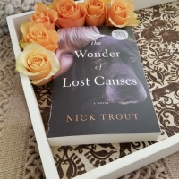 The Wonder of Lost Causes by Nick Trout #bookreview #tarheelreader #thrwonderoflost #nicktrout @wmmorrowbooks @tlcbooktours #thewonderoflostcauses #blogtour