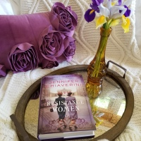 Resistance Women by Jennifer Chiaverini #bookreview #tarheelreader #thrresistancewomen @jchiaverini @wmmorrowbooks @tlcbooktours #resistancewomen #blogtour