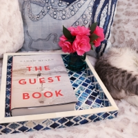 The Guest Book by Sarah Blake #bookreview #tarheelreader #thrtheguestbook #sarahblake @flatironbooks #theguestbook