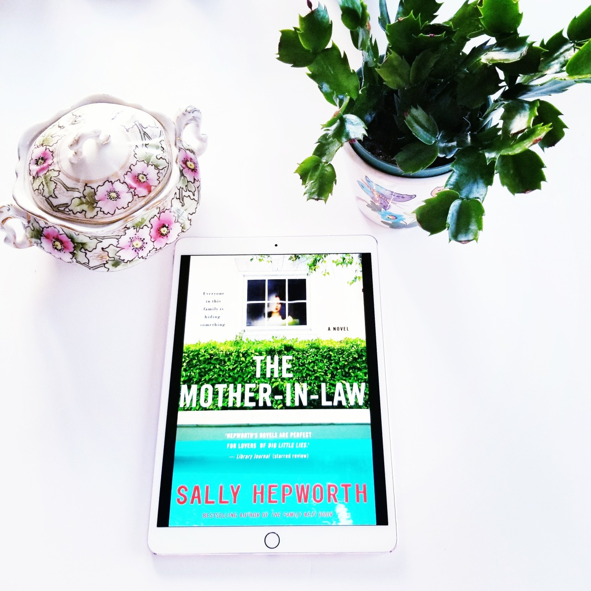 The Mother-in-Law by Sally Hepworth #bookreview #tarheelreader #thrthemil @sallyhepworth @stmartinspress #themotherinlawbook