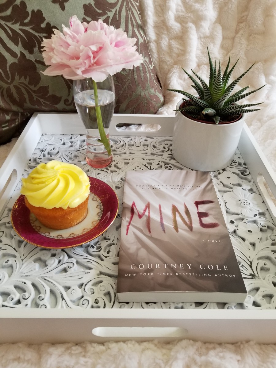 Mine by Courtney Cole #bookreview #tarheelreader #thrmine @court_writes @gallerybooks #minebook