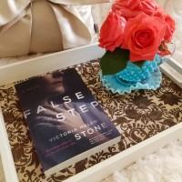 False Step by Victoria Helen Stone #bookreview #tarheelreader #thrfalsestep #victoriahelenstone @amazonpub @tlcbooktours #falsestep #blogtour