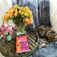 Mrs. Everything by Jennifer Weiner #bookreview #tarheelreader #thrmrseverything @jenniferweiner @atriabooks #mrseverything