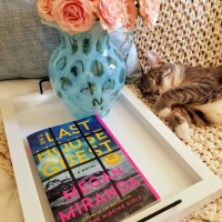 The Last House Guest by Megan Miranda #bookreview #tarheelreader #thrlasthouseguest @meganlmiranda @simonbooks #thelasthouseguest