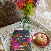 The Stationery Shop by Marjan Kamali #bookreview #tarheelreader #thrstationeryshop @marjankamali @gallerybooks #thestationeryshop