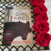 The Girl in Red by Christina Henry #bookreview #tarheelreader #thrgirlinred @c_henry_author @berkleypub #thegirlinred
