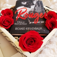 Rouge by Richard Kirshenbaum #bookreview #tarheelreader #thrrouge @rkirshenbaum @stmartinspress @fsbassociates #rouge #rougebook #giveaway