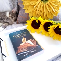 Harry's Trees by Jon Cohen #bookreview #tarheelreader @harlequinbooks @joncohenbooks #harrystrees #harlequinmira