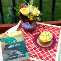 Meet Me in Monaco by Hazel Gaynor and Heather Webb #bookreview #tarheelreader #thrmeetmeinmonaco @hazelgaynor @msheatherwebb @kccpr @wmmorrowbooks #meetmeinmonaco