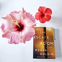The Escape Room by Megan Golden #bookreview #tarheelreader #threscaperoom @megangoldin @stmartinspress #theescaperoom