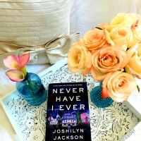 Never Have I Ever by Joshilyn Jackson #bookreview #tarheelreader #thrneverhaveiever @joshilynjackson @wmmorrowbooks #neverhaveiever