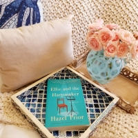 Ellie and the Harpmaker by Hazel Prior #bookreview #tarheelreader #threllieandtheharpmaker @hazelpriorbooks @berkleypub #ellieandtheharpmaker #blogtour #bookgiveaway