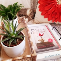 The Doll Factory by Elizabeth Macneal #bookreview #tarheelreader #thrthedollfactory @esmacneal @atriabooks @emilybestler #thedollfactory #bookgiveaway