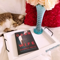 Dear Wife by Kimberly Belle #bookreview #tarheelreader #thrdearwife @kimberlysbelle  @parkrowbooks @harlequinbooks #dearwife