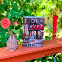 The Chelsea Girls by Fiona Davis #bookreview #tarheelreader #thrthechelseagirls @fionajdavis @kcc_pr @duttonbooks #thechelseagirls