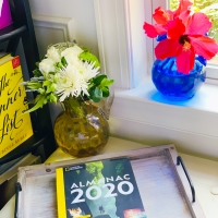 Almanac 2020 #bookreview #tarheelreader @tlcbooktours #almanac2020 #blogtour