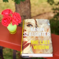 The Last Widow by Karin Slaughter #bookreview #tarheelreader #thrthelastwidow @slaughterkarin @wmmorrowbooks @tlcbooktours #thelastwidow #blogtour