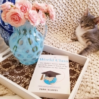 World Class by Teru Clavel #bookreview #tarheelreader #thrworldclass @teruclavel @atriabooks #worldclassbook
