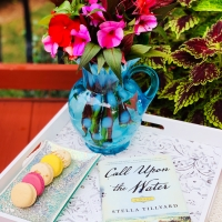 Call Upon the Water by Stella Tillyard #bookreview #tarheelreader #thrcalluponthewater @stellatillyard @atriabooks #calluponthewater