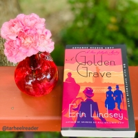 A Golden Grave by Erin Lindsey #bookreview #tarheelreader #thragoldengrave @etettensor @stmartinspress @minotaurbooks #agoldengrave