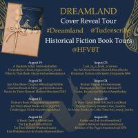 Dreamland by Nancy Bilyeau #tarheelreader #thrdreamland @tudorscribe @endeavourquill @endeavour_media #dreamland @hfvbt #blogtour #HFVBTBlogTours #dreamlandcoverreveal