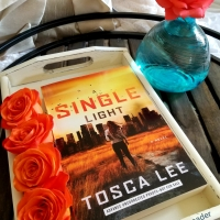 A Single Light by Tosca Lee #bookreview #tarheelreader #thrasinglelight @toscalee @howardbooks @atriabooks #asinglelight
