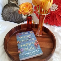 The Second Chance Supper Club by Nicole Meier #bookreview #tarheelreader #thrsecondchancesupper @nmeierwrites @amazonpub @luauthors @suzyapbooktours #blogtour #thesecondchancesupperclub