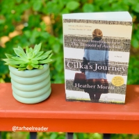 Cilka's Journey by Heather Morris #bookreview #tarheelreader #thrcilkasjourney @stmartinspress #cilkasjourney
