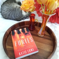 The Furies by Katie Lowe #bookreview #tarheelreader #thrthefuries @fatgirlphd @stmartinspress #thefuries