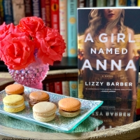 A Girl Named Anna by Lizzy Barber #bookreview #tarheelreader #thragirlnamedanna @bylizzybarber @harlequinbooks #mira #harlequinmira #agirlnamedanna #blogtour