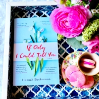 If Only I Could Tell You by Hannah Beckerman #bookreview #tarheelreader #thrifonlyicouldtellyou @hannahbeckerman @wmmorrowbooks @tlcbooktours #ifonlyicouldtellyou #blogtour