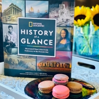History at a Glance #bookreview #tarheelreader #thrhistoryataglance @tlcbooktours #historyataglance #blogtour