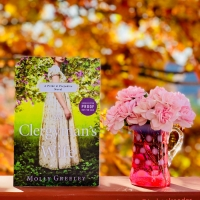 The Clergyman's Wife by Molly Greeley #bookreview #tarheelreader #thrtheclergymans @mollyjgreeley @wmmorrowbooks @tlcbooktours #theclergymanswife #blogtour