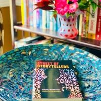 Street of Storytellers by Doug Wilhelm #bookreview #tarheelreader #thrstreetofstorytellers @suzyapbooktours #blogtour #streetofstorytellers