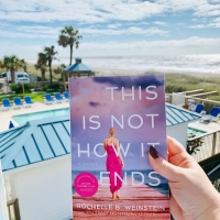 This Is Not How It Ends by Rochelle B. Weinstein #bookreview #tarheelreader #thrthisisnothowitends @rochwein @amazonpub @luauthors @suzyapbooktours @annmarienieves #blogtour #thisisnothowitends