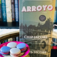 Arroyo by Chip Jacobs #bookreview #tarheelreader #thrarroyo @chipjacobs1 @rarebirdlit @suzyapbooktours #blogtour #arroyo