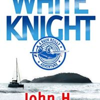 White Knight by John H. Cunningham #bookfeature #tarheelreader #thrwhiteknight @jh_cunningham @suzyapbooktours @annmarienieves #blogtour #whiteknight