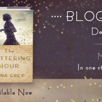 The Glittering Hour by Iona Grey #bookreview #tarheelreader #thrtheglitteringhour @iona_grey @stmartinspress #theglitteringhour #blogtour #bookgiveaway