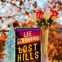 Lost Hills by Lee Goldberg #bookreview #tarheelreader #thrlosthills @leegoldberg @mbeatie @amazonpub #thomasandmercer #losthills