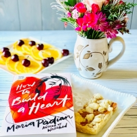 How to Build a Heart by Maria Padian #bookreview #tarheelreader #thrhowtobuildaheart @mpadian @algonquinbooks @algonquinyr #howtobuildaheart #blogtour #bookgiveaway
