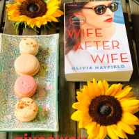 Wife After Wife by Olivia Hayfield #bookreview #tarheelreader #thrwifeafterwife @suecopsey @berkleypub #wifeafterwife #blogtour #bookgiveaway