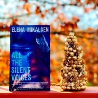 All the Silent Voices by Elena  Mikalsen #bookreview #tarheelreader #thrallthesilentvoices @wf_writerEM @suzyapbooktours #allthesilentvoices #blogtour