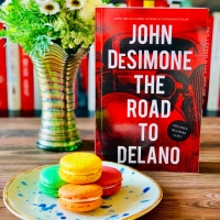 The Road to Delano by John DeSimone #bookreview #tarheelreader #thrtheroadtodelano @jrdesimone @rarebirdlit @suzyapbooktours #theroadtodelano #blogtour