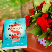 Minor Dramas and Other Catastrophes by Kathleen West #bookreview #tarheelreader #thrminordramas @kwestbooks @berkleypub #minordramasandothercatastrophes #blogtour #bookgiveaway
