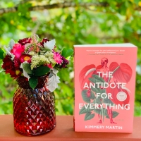 The Antidote for Everything by Kimmery Martin #bookreview #tarheelreader #thrtheantidote @kimmerym @berkleypub #theantidoteforeverything #blogtour #bookgiveaway
