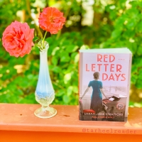 Red Letter Days by Sarah-Jane Stratford #bookreview #tarheelreader #thrredletterdays @stratfordsj @berkleypub #redletterdays #blogtour #bookgiveaway